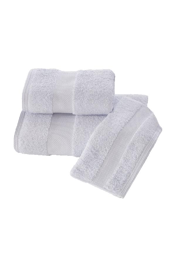 Dárková sada ručníků a osušek DELUXE Světle modrá