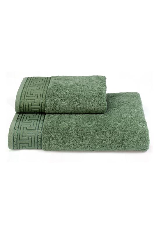 Ručník VERA 50x100 cm Zelená