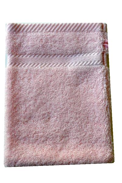 Soft Cotton Mycí froté žínka SOFT 16x22 cm. Luxusní mycí žínka ze 100% česané egejské bavlny Vám zpříjemní Vaši bublinkovou koupel svým hebkým sametovým vzhledem. Růžová