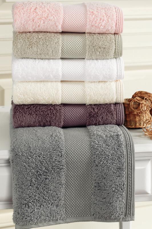Soft Cotton Dárková sada ručníků a osušek DELUXE. Dárkový set ručníků a osušek DELUXE z modalového vlákna (32x50cm + 50x100cm+ 75x150cm). Pojme až 5x tolik vody, než sama váží v suchém stavu! Růžová