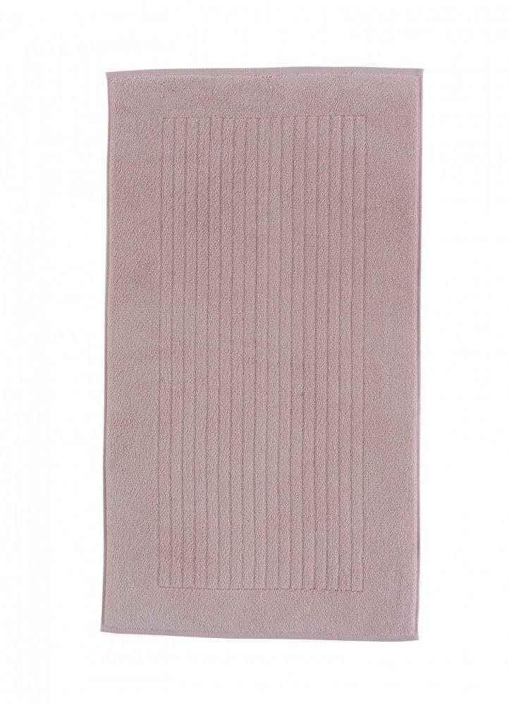 Soft Cotton Koupelnová předložka LOFT 50x90 cm. Rozměry předložek LOFT jsou 50 x 90 cm a jsou vyrobeny z bavlny ze 100% česané bavlny rich soft o gramáži 950 g/m2. Starorůžová