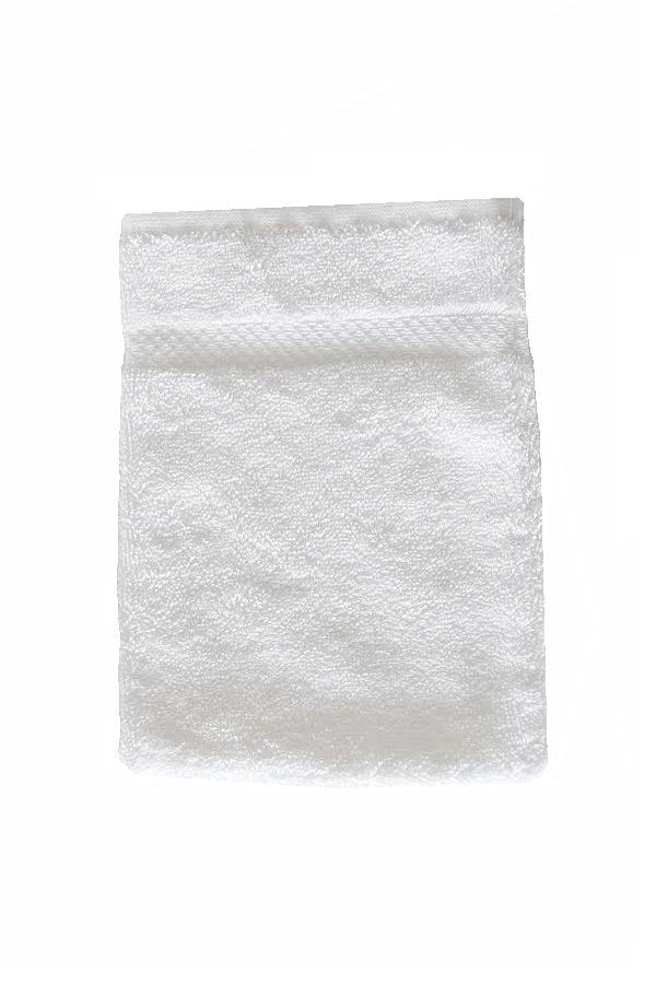 Soft Cotton Mycí froté žínka SOFT 16x22 cm. Luxusní mycí žínka ze 100% česané egejské bavlny Vám zpříjemní Vaši bublinkovou koupel svým hebkým sametovým vzhledem. Bílá