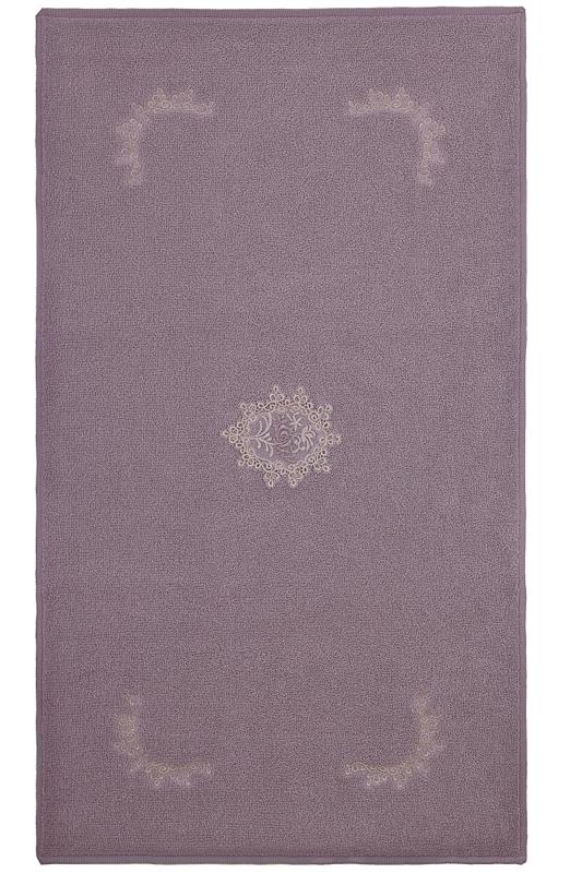 Soft Cotton Koupelnová předložka DESTAN. Froté koupelnová předložka DESTAN 50 x 90 cm. Froté koupelnová předložka ve francouzském stylu a v rozměru 50 x 90 cm. Fialová / Lila