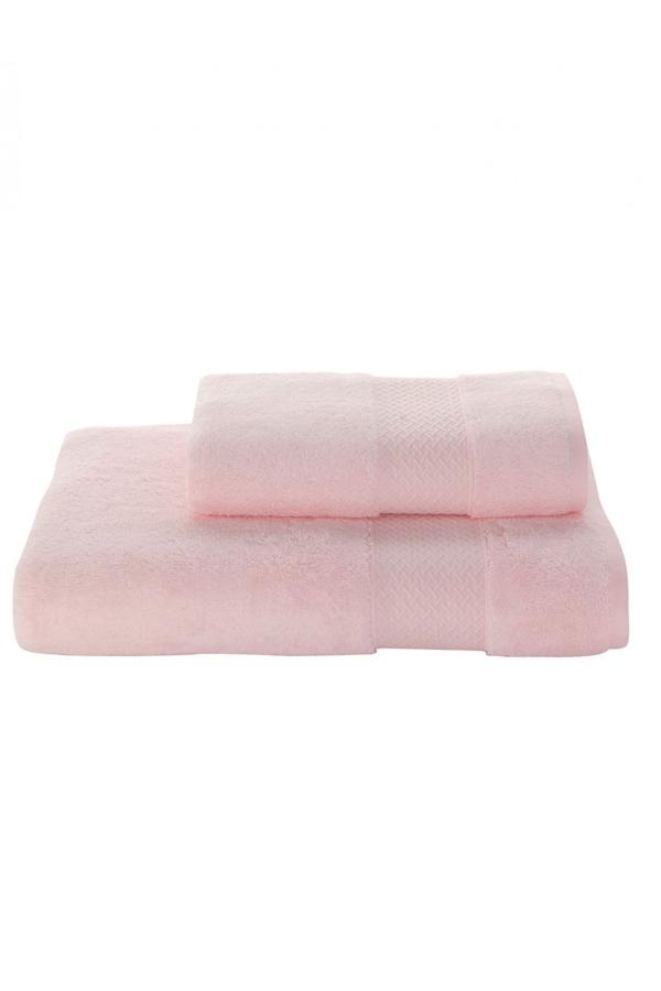 Ručník ELEGANCE 50x100 cm Růžová