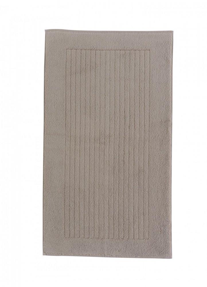 Soft Cotton Koupelnová předložka LOFT 50x90 cm. Rozměry předložek LOFT jsou 50 x 90 cm a jsou vyrobeny z bavlny ze 100% česané bavlny rich soft o gramáži 950 g/m2. Béžová